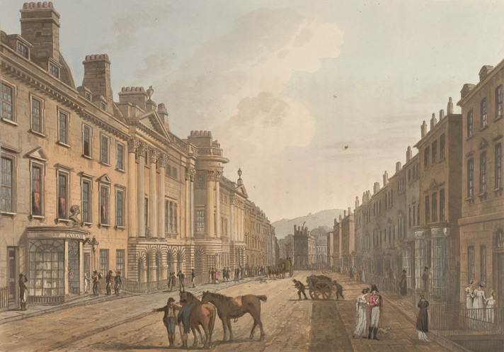 Milsom Street, Bath
